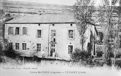 fétigny usine Mathon